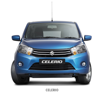 CELERIO Suzuki new global A-segment model