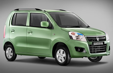 Suzuki introduces the eco-car