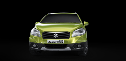 New Suzuki SX4 S-CROSS Receives