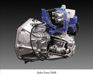 Suzuki unveils newly-developed transmission Auto Gear Shift in India